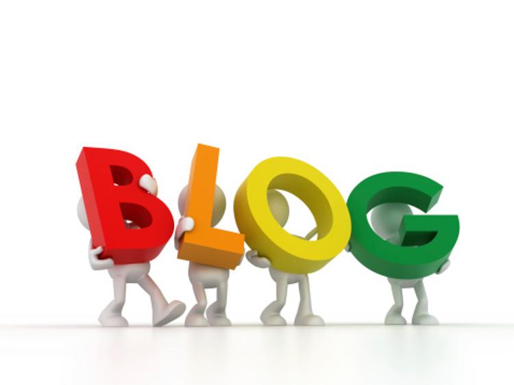 postar em um blog