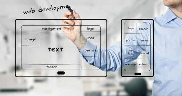 Desenvolvimento de sites: por que escolher uma agência?