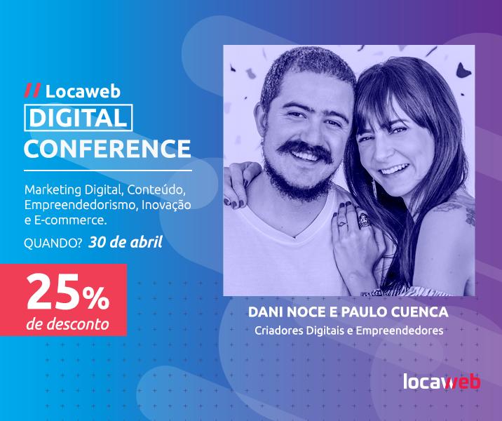 Evento da Locaweb traz atualizações e inovação para o mercado de marketing digital