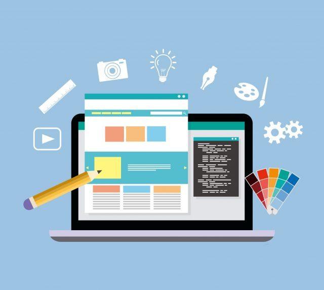 Criação de site: como escolher um template para o seu negócio