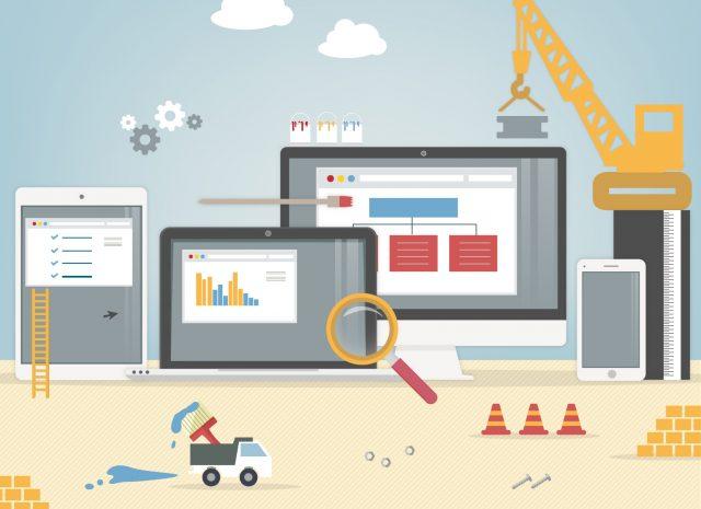 Criação de sites: porque sua empresa deve estar no ambiente online